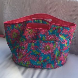 Lilly Pulitzer Tote Cooler Picnic Bag